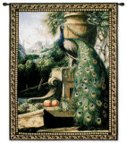 Un Paradise in Terra Wall Tapestry by Paul Panossian