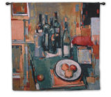 Vin Blanc Wall Tapestry by Jay Li
