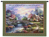Springtime Glory Wall Tapestry by James Lee