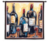 Uncorked Wall Tapestry by Nicole Etienne