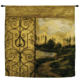Written on the Wind II Wall Tapestry by Elizabeth Jardine