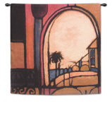 Exotic Retreat II Wall Tapestry by A. Santana