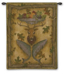 Sportsman Lodge Wall Tapestry by Abigail Kamelhair