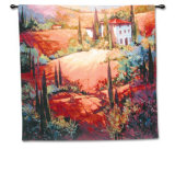 Morning Light Wall Tapestry by Nancy O'toole