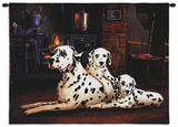 Dalmatian Wall Tapestry by Robert May
