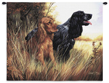Cocker Spaniel Wall Tapestry by Robert May