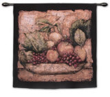 Pompeiian Melange Wall Tapestry by James Manning