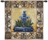 Clear Waters Wall Tapestry by Elizabeth Jardine