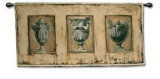 Vases Romanines II Wall Tapestry