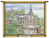 Wake Forest Wall Tapestry