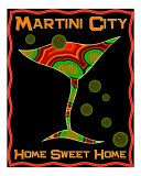 Martini City Photographic Print by Liza Phoenix