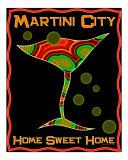 Martini City Photographic Print by Liza Phoenix