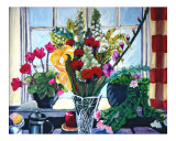 Kitchen Window Giclee Print by Michael Henderson