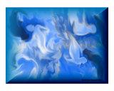 Meerjungfrauen Fotografie-Druck von Shelley L Jones