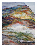 Marianna's Hill Giclee Print by Adele Gregory