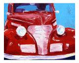 1939 Chevy Impression giclée par Benjamin Walker