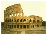 The Colosseum, Rome Giclee Print