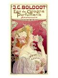 Boldoot Cologne Perfume Impression giclée