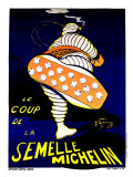 Michelin, Tire Stud Giclee Print