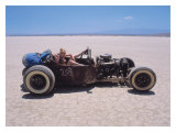 Pin-Up Girl: El Mirage High Boy Giclee Print by David Perry