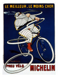 Michelin, Tire Man Giclee Print
