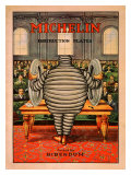 Michelin, Tire Instruction Giclee Print