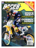 March Racer X Motorcycle, c.2003 Giclee Print