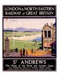LNER, St. Andrews Giclee Print