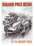 Bern Formula One Grand Prix Reproduction procédé giclée
