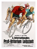 Professional Criterion Bicycle Giclee Print