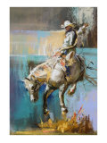 Buckaroo Giclee Print by Dawn Emerson