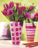 Decorated Vases Prints