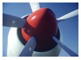 Seafire Prop Giclee Print by Graham Collins