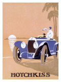 Hotchkiss Automobile Giclee Print