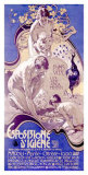 Esposizione d'Igiene 1900 Giclee Print