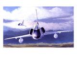 F-106 Delta Dart Giclee Print by Douglas Castleman