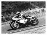 Roberts GP Yamaha Laguna Giclee Print by Jerry Smith