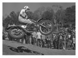 Classic Cross-Up Giclee Print by Charlie Morey