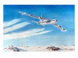 B-52D Giclee Print by Douglas Castleman