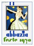 Abbazia Fiesta Ball, c.1930 Giclee Print