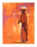 Kovalam Kunstdrucke von Ravi Varghese
