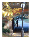 Clarinet in the  Park Photographic Print by WAYNE K. HOUSER