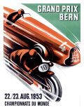 Bern Grand Prix, c.1953 Giclee Print by Ernst Ruprecht