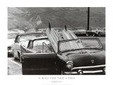 Paseo en coche para dos, 1960 Láminas por Leigh Wiener