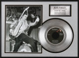 Elvis Presley Framed Memorabilia
