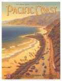 Pazifikküste Poster von Kerne Erickson