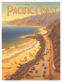 Pacific Coast Posters by Kerne Erickson