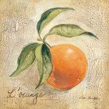 L'Orange Plakater af Silvia Vassileva