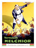 Vermouth Melchior Giclee Print by Dorfi 