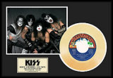 Kiss Framed Memorabilia
